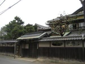 レトロ清風荘玄関