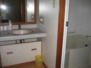 レトロ別館お風呂洗面所