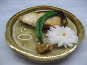 ブリの西京焼